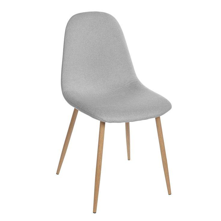 Deze stijlvolle stoel Londen met zijn moderne look geeft door zijn gestoffeerde uiterlijk warmte aan iedere kamer. Kleuren: roze, lichtblauw, donkerblauw, lichtgrijs. #kwantum_woonahaves_stoel1 #woonahaves #kwantum #kwantum_nederland #daarwoonjebetervan