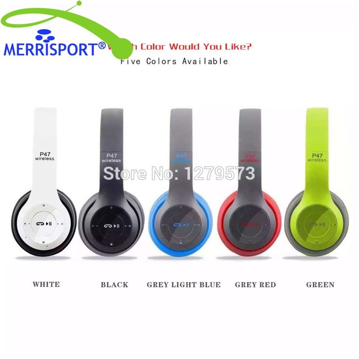 17.49$  Watch here - http://alibvo.shopchina.info/1/go.php?t=32809950887 - MERRISPORT Wireless Bluetooth Foldable Over Ear Headphones Wireless Headsets with Microphone Stereo 3.5mm For PC TV Smart Phones 17.49$ #buychinaproducts