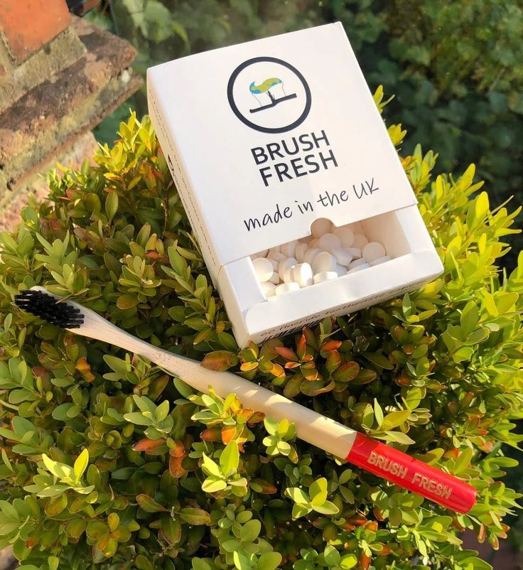 Eco Friendly Toothbrushes from Brush Fresh Cruelty free