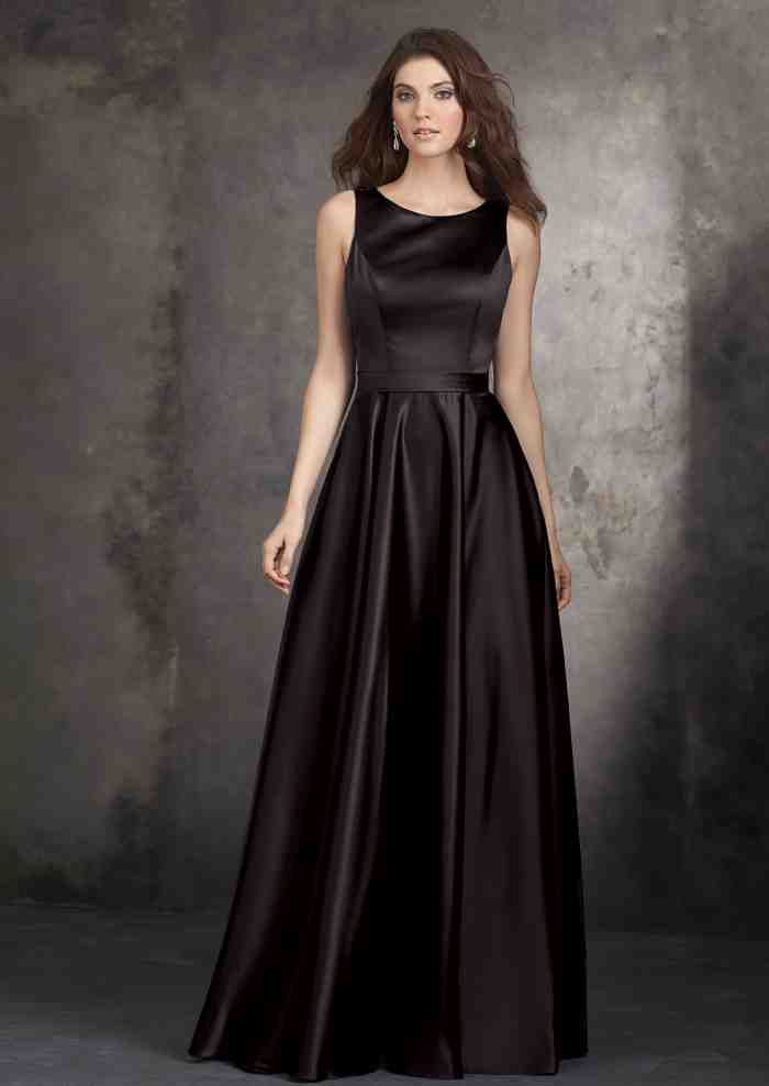 25  best ideas about Satin bridesmaid dresses on Pinterest ...