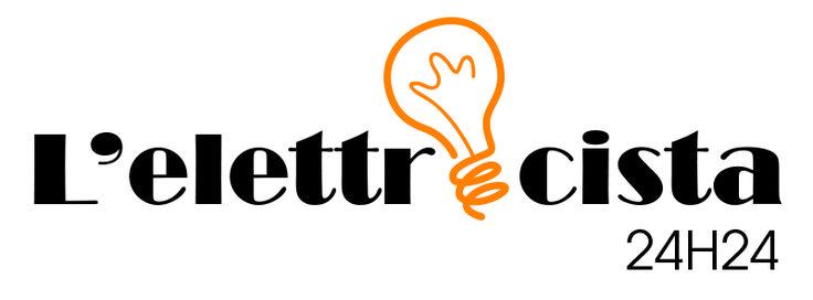 #grafichenuovatipografia #grafiche #nuova #tipografia #loghi #logo #design #graphic #new #typography #color #colors #black #yellow #giallo #nero #lampadina #elettricista #24 #idea #Concept