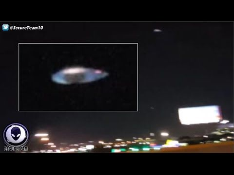 Secure Team 10: UFO Skeptic Shocked By Sighting Over Houston, Texas- YouTube