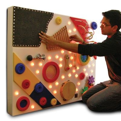 Fibre Optic Tactile Panel by ROMPA® - Rompa® - The home of Snoezelen® multi-sensory environments and sensory equipment.