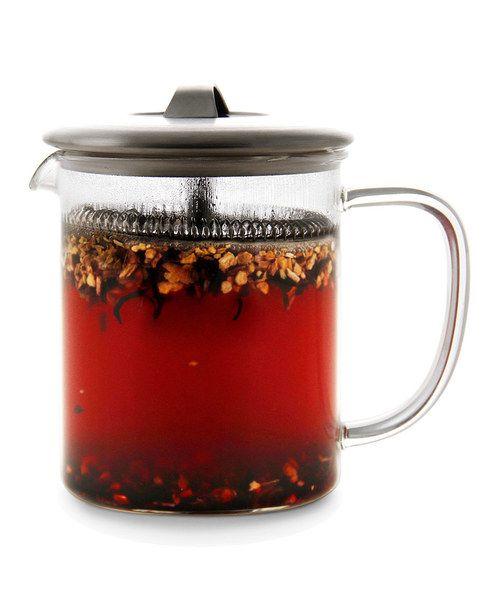 Tea & Herb Simple Brew Loose Leaf Tea Pot