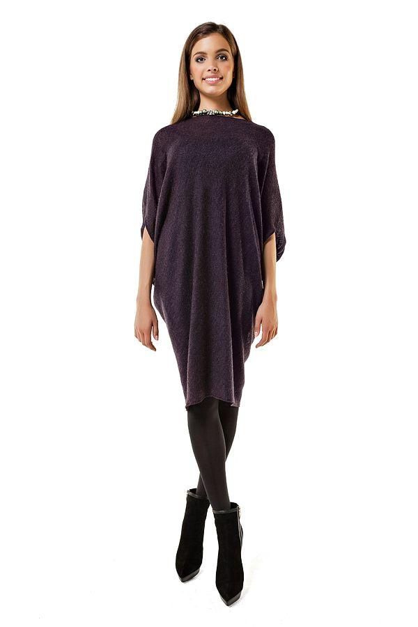 Платье-туника с лентами (разные цвета)