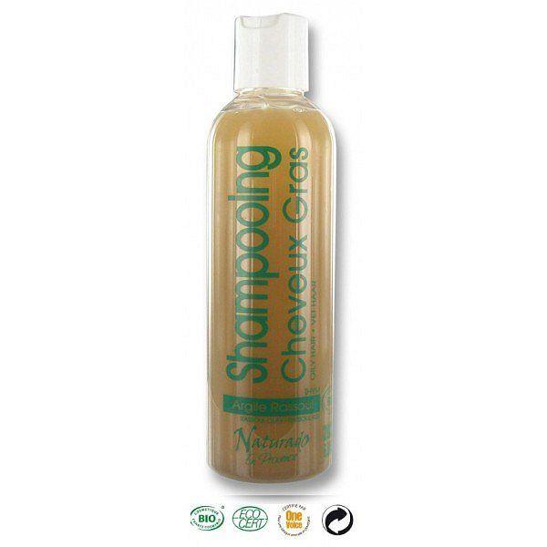 Bio szampon z glinką Rhassoul