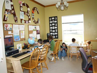 117 Best Homeschool Room Images On Classroom Design Layout And