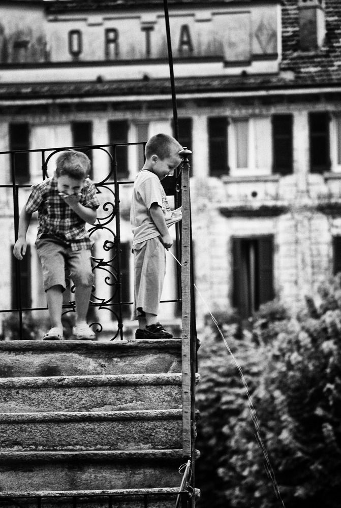 Boys will be boys and then they grow up to be men and they still do the same thing.....