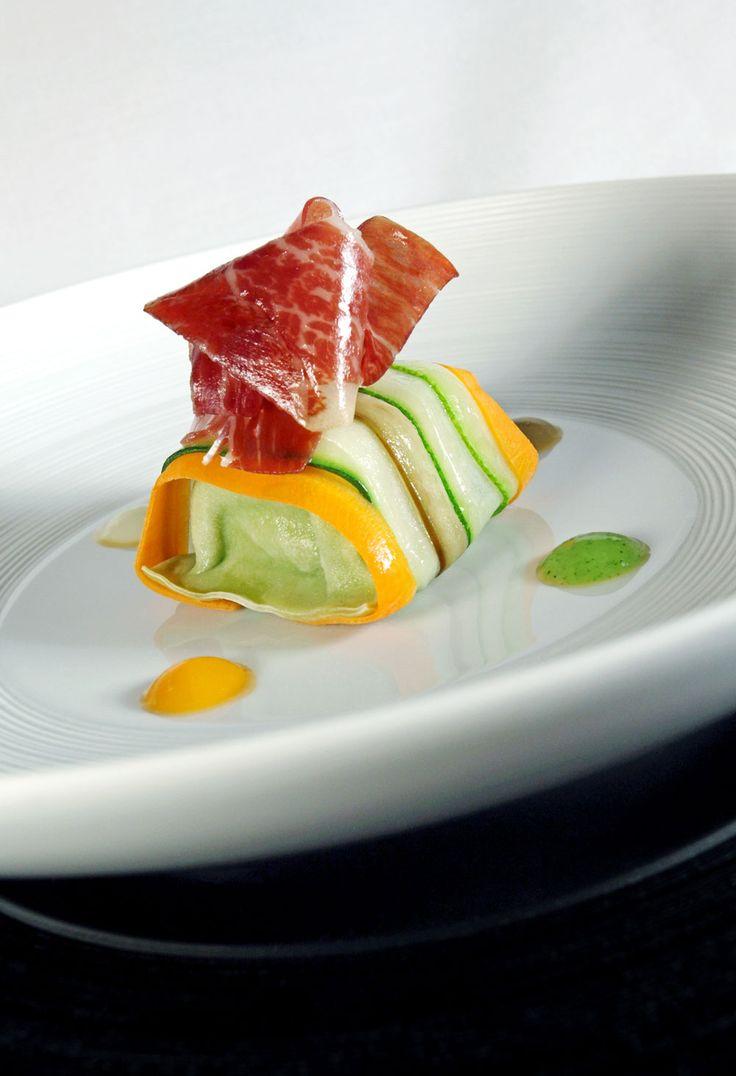 Restaurant Sant Pau - El menú