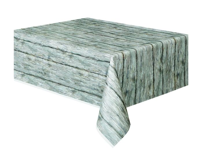 1 tovaglia dall'effetto legno rustico su VegaooParty, negozio di articoli per…
