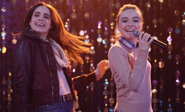 Sofia Carson Can't Wait For 'Adventures In Babysitting!'