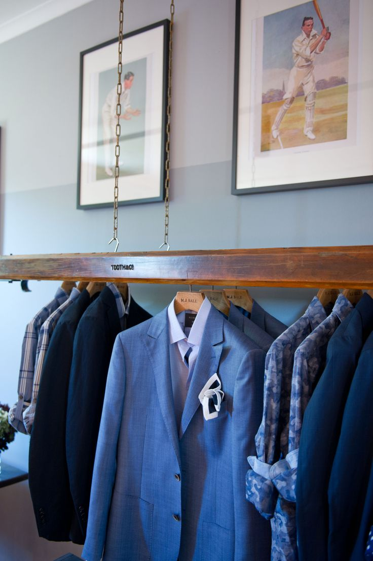 The Dressing Room at M.J. Bale Woollahra. By Appointment Only