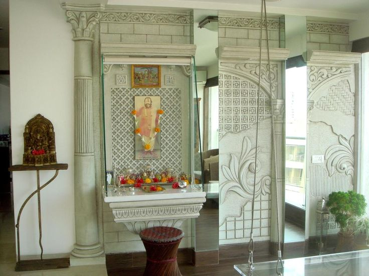 Puja Room In Modern Indian Apartments Part 80