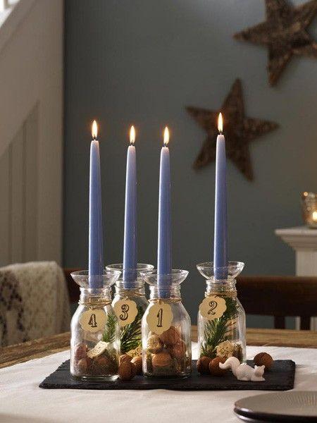 175 best dekoration images on pinterest creative ideas - Dekoration advent ...