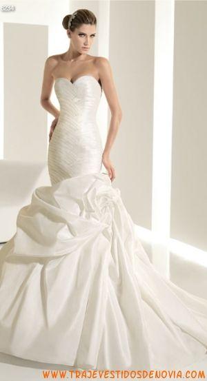11 best tafeta o tafetan images on Pinterest   Wedding frocks ...