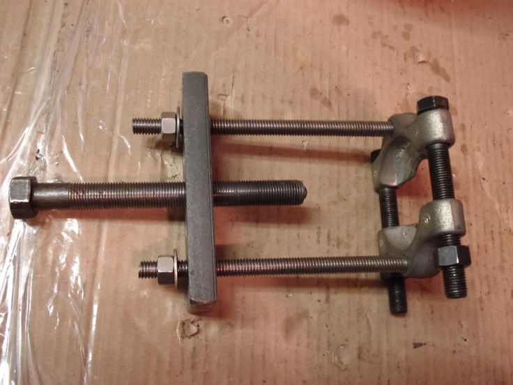 Motorcycle Wheel Bearing Puller : The best images about homemade motorcycle tools on