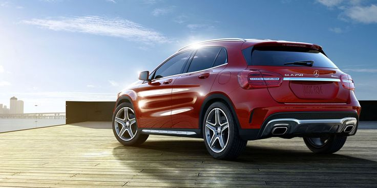 The all new gla 250 4matic the most compact suv to wear for New mercedes benz small suv