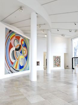 Musée de l'art moderne ville de Paris