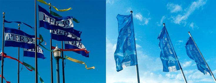 Conoce los beneficios de las banderas publicitarias - Don-Bandera