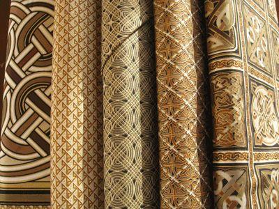 Celtic2bolts Fabric Freedom Celtic Illuminations Fabrics