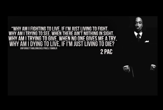 #rap #quotes #2pac