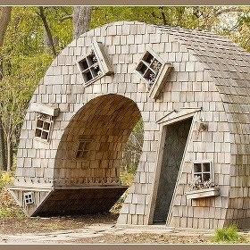 Maison folle cabanes et habitat alternatif pinterest for Maison du monde 974