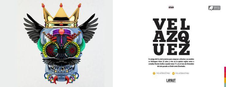 Y con ustedes nuestra sexta edición de #LAYAUTMAGAZINE , y en esta edición contamos con el trabajo de:  * Velázquez * Y mucho más !!  http://issuu.com/layautmagazine/docs/layaut_6_pdf