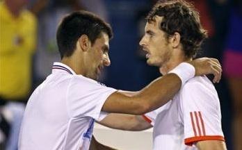 Djokovic vs Murray Head to Head