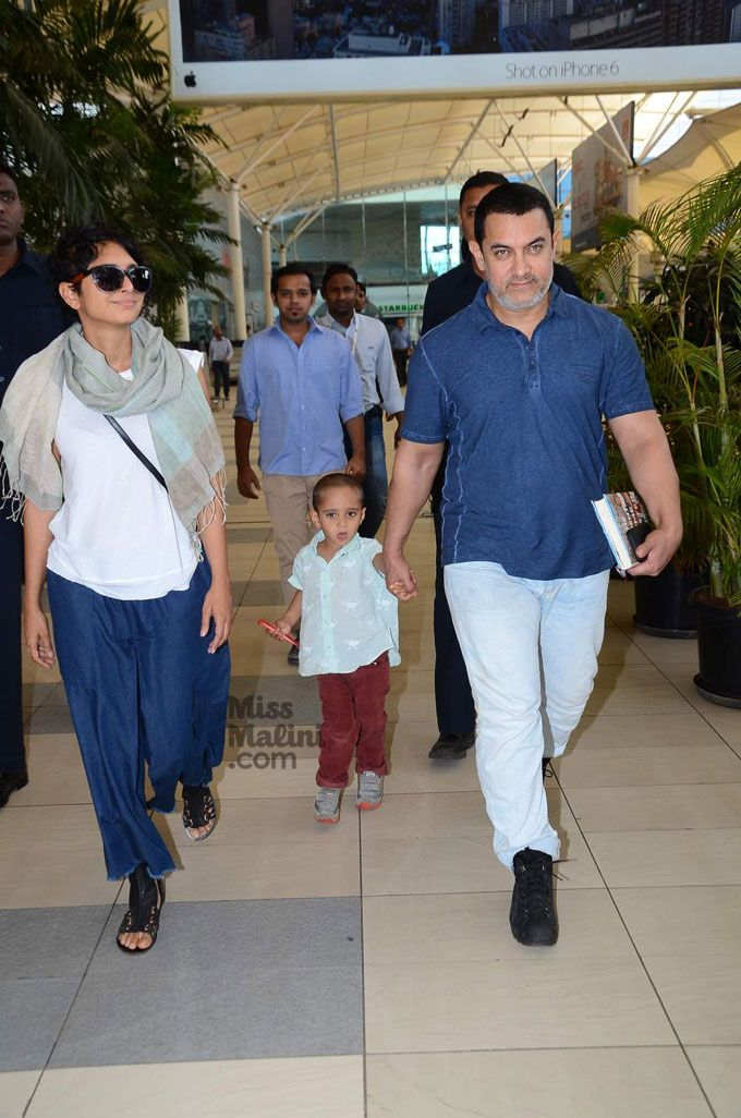 Kiran Rao Opens Up About The Pregnancy Issues She Had To Face