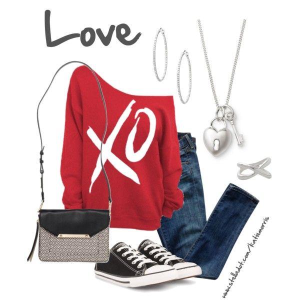 #StellaDotStyle #Valentines. Valentines OutfitsValentines ...