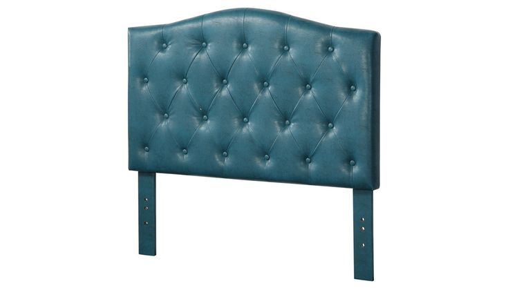 Viola Queen/Full Headboard Blue Faux Leather | Friday Favs | Bold Headboards | Garrison Street Design Studio | Headboard Ideas | Upholstered Headboard | Leather Headboard | Fabric Headboard | Cheap Headboards | Queen | Unique | Easy | Colorful | Black & White Headboard | Teal Headboard | Wicker Headboard | Green Headboard | Pink Headboard | Orange Headboard | Creative | DIY | Bedroom Decor | Kids | Modern | Padded | Makeover | Velvet | Affordable | Affiliate Link