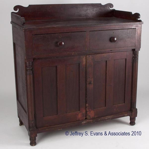 Country Kitchen Jackson Tn: VIRGINIA COUNTRY SOFTWOOD SERVER / JELLY CUPBOARD...I See
