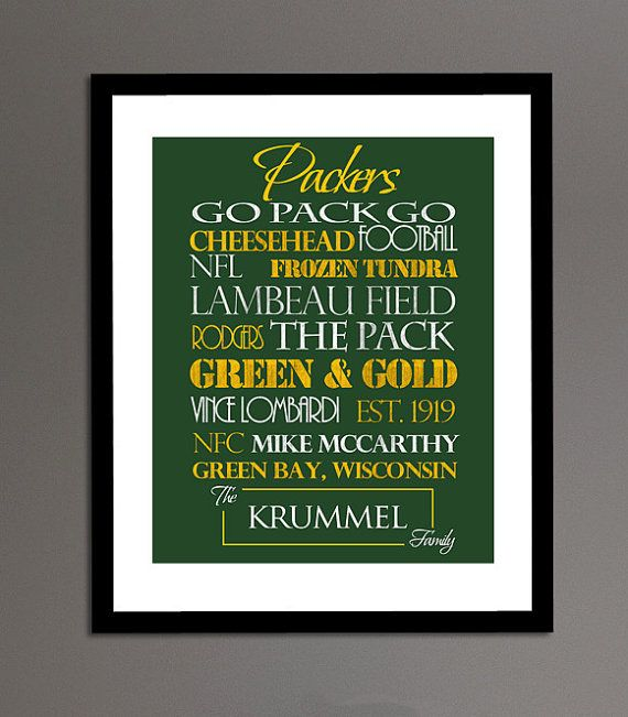 17 Best Images About Go Pack On Pinterest Football