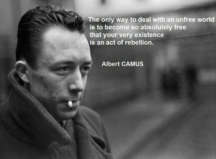 existentialism in the stranger by albert camus Albert camus was a french-algerian writer best known for his absurdist works, including the stranger and the plague  learn more about his life and career at.