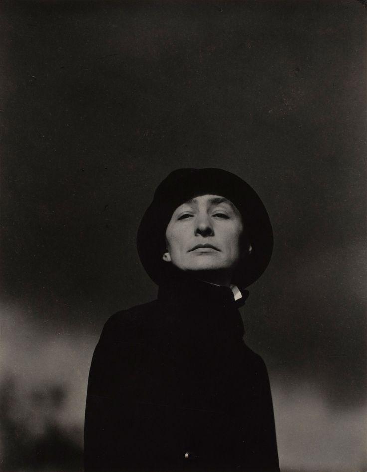 Alfred Stieglitz, Portrait of Georgia, No. 1, 1923