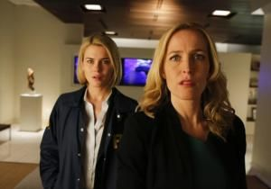 Gillian Anderson adds 'Crisis' to her hot TV series run, along with 'The Fall' and 'Hannibal'