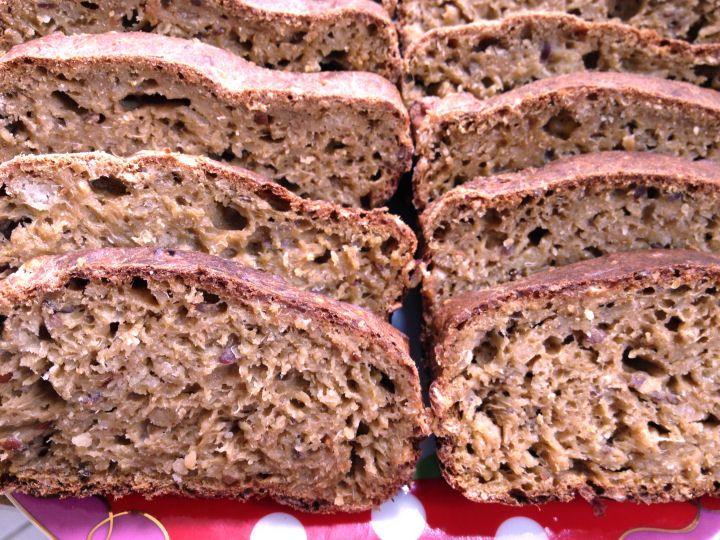 Recept Rabarberbrood