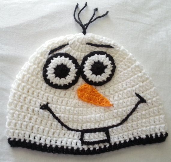 Crochet Free Pattern Olaf : Pinterest The world s catalog of ideas