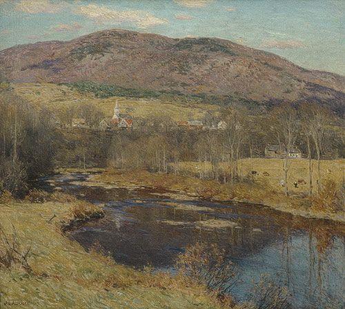 Willard Metcalf: The North Country (24.60) | Heilbrunn Timeline of Art History | The Metropolitan Museum of Art