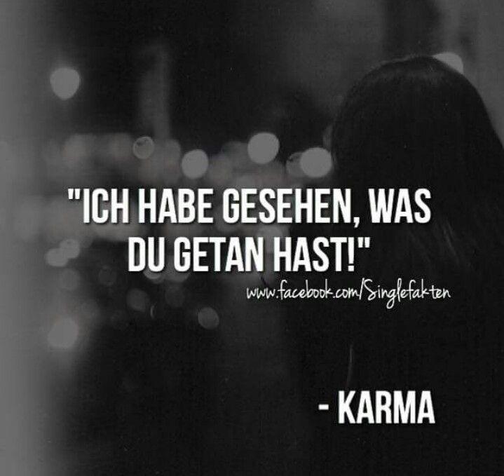 Karma Sprüche