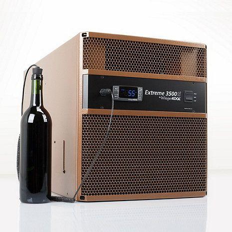 WhisperKOOL Platinum Extreme 3500ti Wine Cellar Cooling Unit - Wine Enthusiast