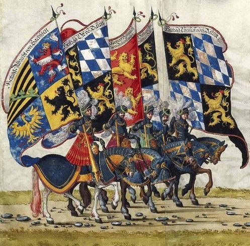 Mounted Knights