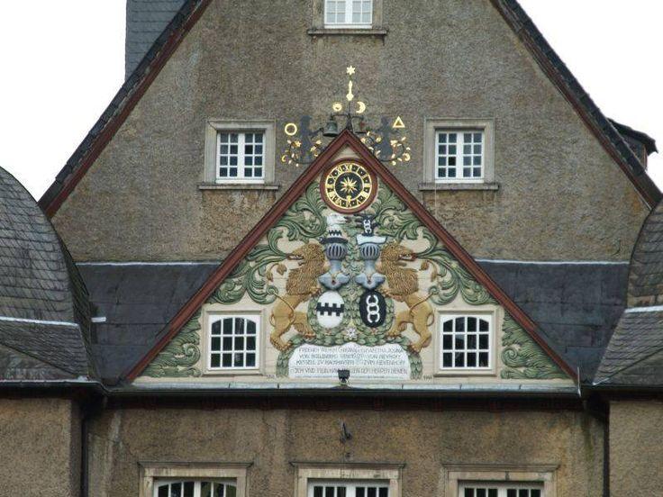 Wasserschloss Neuenhof in Lüdenscheid