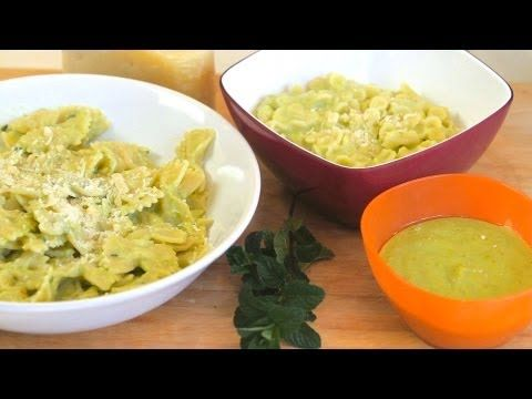 101 best baby food 6 to 12 months lets start together baby food peas pesto pasta trio from 6 months up forumfinder Image collections