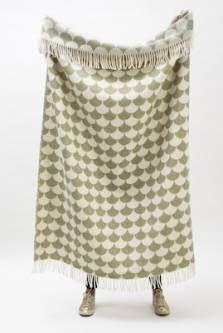 Gerda Wool Blankets - Brita Sweden