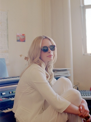 Chelsea Jade #StyleKeeper #Glassons #SoundsofSummer Photographed by Clement Pascal #Watercolours