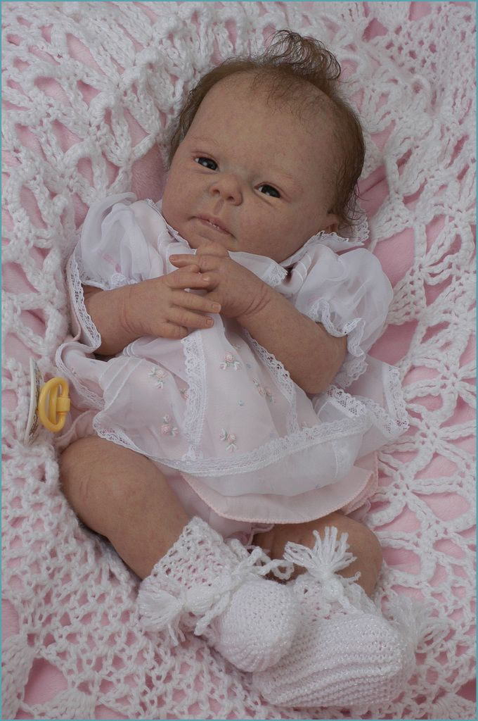 Cute Reborn Baby Doll Soft Silicone 18 Inch Handmade Baby: Top 25 Ideas About Reborns & Collectibles #6 Of 10 On