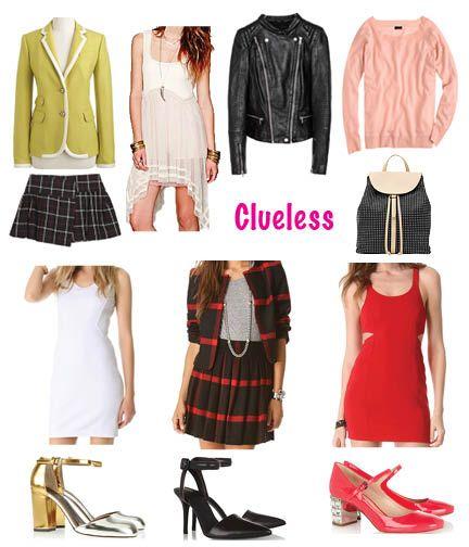 GOLDEN DREAMLAND: Fashion Inspiration: Clueless