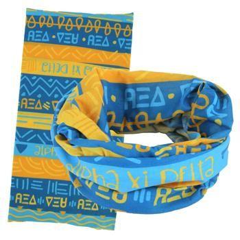 Alpha Xi Delta Wide Head Buff SALE $12.95. - Greek Clothing and Merchandise - Greek Gear®