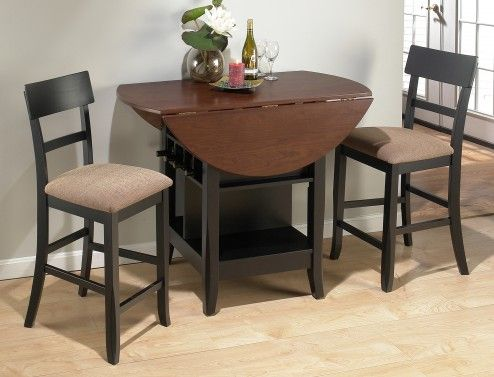 Furniture, Best Square To Oval Foldable Leaf Dining Table Picture Gallery ~ Folding Dining Tables for Both Stylish and Functional Furniture